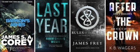 Fiction Affliction: December Releases in Science Fiction | Mundo Snitram | Scoop.it