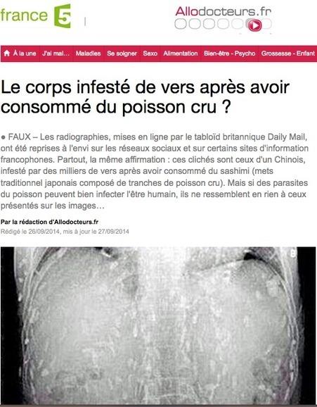 Des histoires fausses reprises par les médias français: voici le coupable | EcritureS - WritingZ | Scoop.it