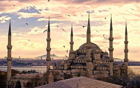 Hagia Sophia, Istanbul, Turkey | Unique Places | Scoop.it