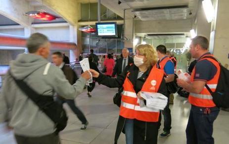 Alerte aux particules fines dans le métro et le RER | Toxique, soyons vigilant ! | Scoop.it