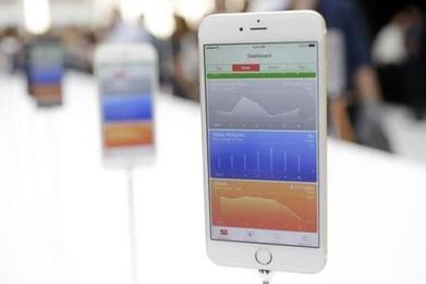 Athenahealth on board with Apple app - Boston Globe | GetHealthy | Scoop.it