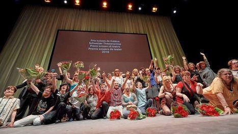 Le Grand Prix suisse de théâtre récompense des acteurs handicapés | théâtre in and off | Scoop.it