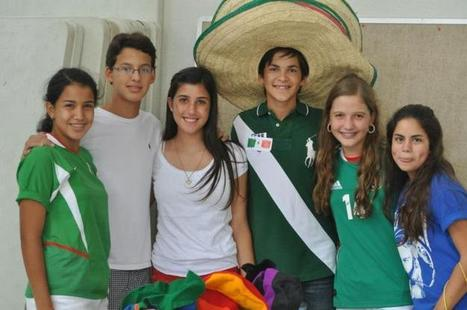 Mexican Independence Day, Ready! - Flat Classroom Project   Flat Classroom   Scoop.it