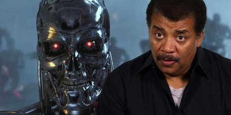 Neil deGrasse Tyson explains why killer robots don't scare him | Future Trends | Scoop.it