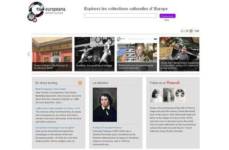 Le Blog du LABO BnF: Pour mieux connaître les bibliothèques numériques | Outils et  innovations pour mieux trouver, gérer et diffuser l'information | Scoop.it