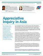Appreciative Inquiry in Asia - Introduction | Appreciative Inquiry and metaphors | Scoop.it