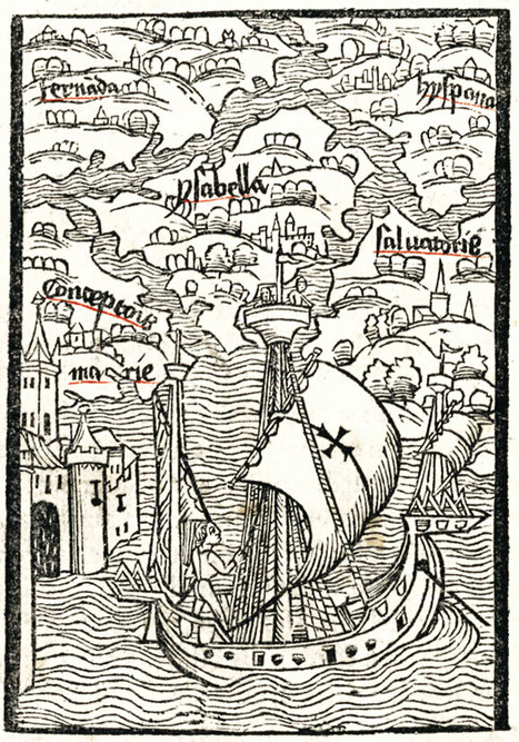 1493: An Uncommon History of How Columbus Changed the World | OHS APUSH | Scoop.it