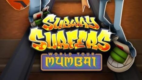 Subway Surfers Mumbai Apk with Unlimited Coins, Keys Hack | Technology benefits Life | Scoop.it