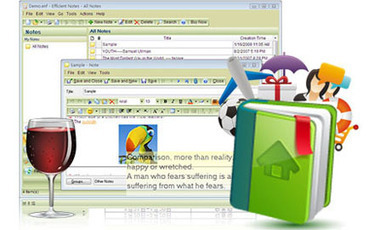 Free Notes Management Software, Notes Organizer - Efficient Notes - Free Download   Note taking   Scoop.it