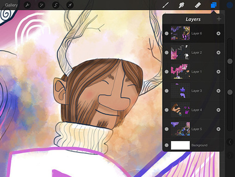 3 hottest iPad art tools for 2014 reviewed - Buying Advice   Create Content With Your Tablet   Scoop.it