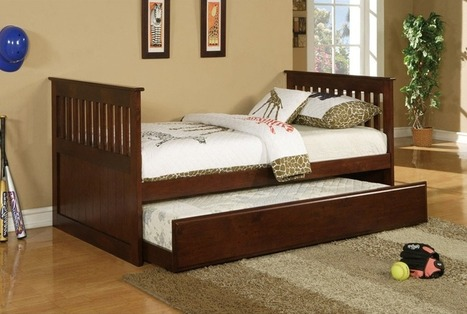 What makes a functional trundle bed? ~ Affordable Modern And Outdoor Furniture | Newfurniure4less | Scoop.it