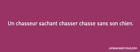 Le français et vous — Un virelangue (tongue-twister) est une phrase... | LET'S GET CREATIVE! | Scoop.it