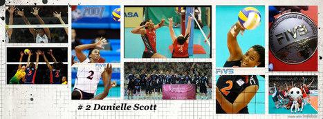 Danielle-Scott.com » Background | Volleyball | Scoop.it
