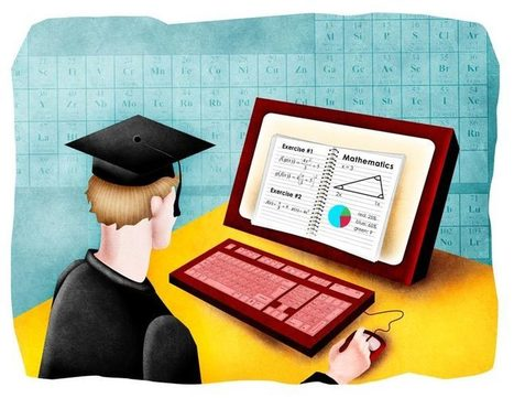 Fujitsu Laboratories and MIT Develop a Personalized Learning Platform   Online Learning: Not Always A Feasible Option   Scoop.it