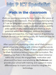 Mr P's ICT blog - iPads in the Classroom: Using Twitter to provide some quick and interesting lesson starters | Using iPads in Primary Schools | Scoop.it