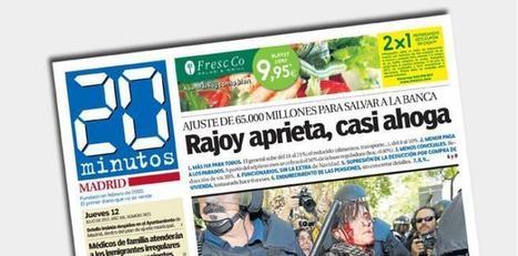 La crise économique ravage la presse espagnole | DocPresseESJ | Scoop.it
