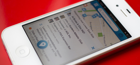 Foursquare to Charge for Access to its Database | Seo, Social Media Marketing | Scoop.it