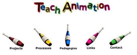 Teach Animation website | talkPrimaryAnimation | Scoop.it