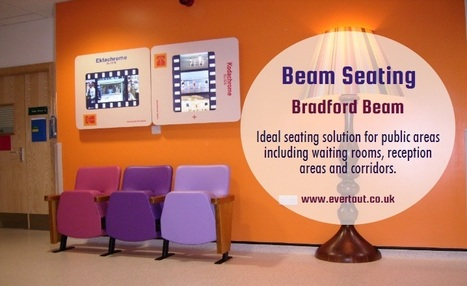 Bradford Beam Seating | Evertaut Limited | Scoop.it