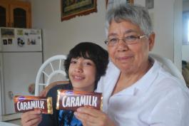 N.B. woman hopes for lucky Caramilk key | AboriginalLinks LiensAutochtones | Scoop.it