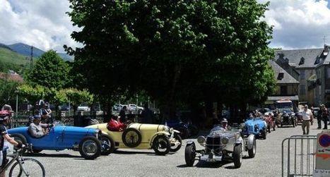 Le rallye des stations thermales est passé à Arreau | Vallée d'Aure - Pyrénées | Scoop.it