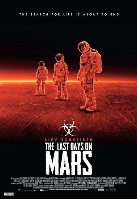 Segundo pôster da ficção científica The Last Days on Mars - Cinema10 | Paraliteraturas + Pessoa, Borges e Lovecraft | Scoop.it