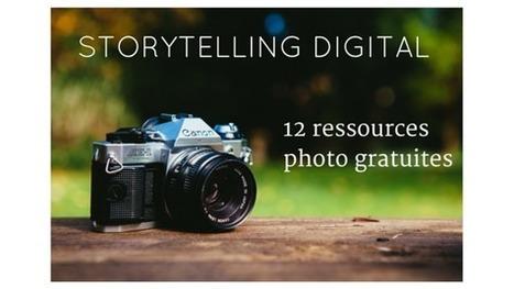 Storytelling : des ressources photo haute résolution gratuites | Time to Learn | Scoop.it
