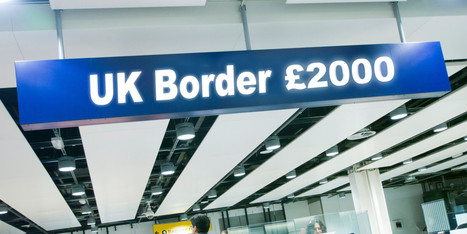 'Migrants Should Pay £2,000 To Enter The UK' | Immigration in Britain | Scoop.it