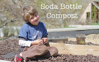 Science for Kids – Soda Bottle Compost | Gardening Life | Scoop.it
