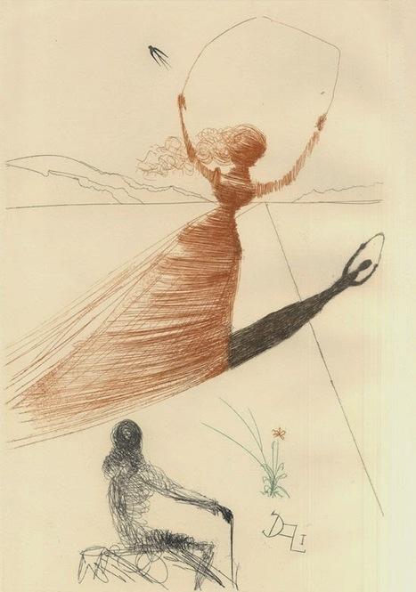 "Literature-se: ""Alice no país das maravilhas"" por Salvador Dalí | Bib.linhas | Scoop.it"