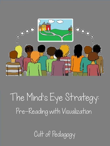 The Mind's Eye Strategy | Frank Italiano | Scoop.it