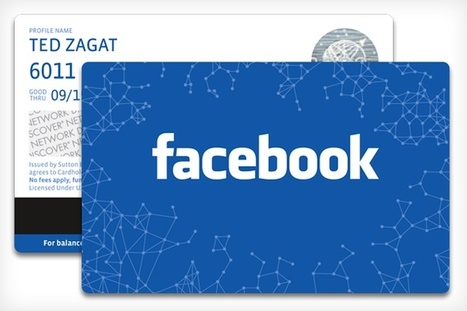 Facebook gift card | Social Web Innovation | Scoop.it