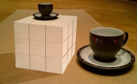 7 Optical Illusions That Will Blow Your Mind | Education and Peace | Scoop.it