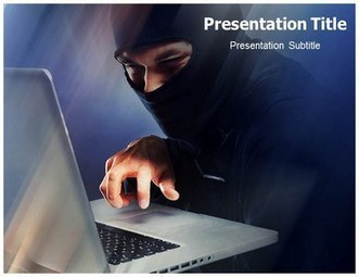 Download Cyber Crime Power Point Template   Templatesforpowerpoint   Scoop.it