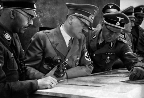 "Himmler, «un jeune bourgeois ordinaire devenu assassin de masse» | ""Qui si je criais...?"" 