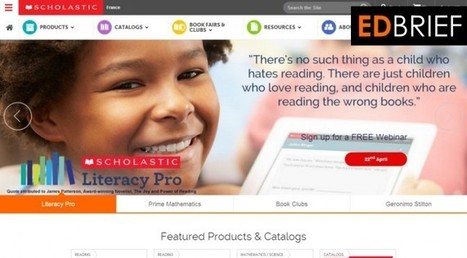 EDBRIEF: Houghton Mifflin Harcourt acquires Scholastic's EdTech and Services Business | Edtech PK-12 | Scoop.it