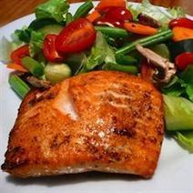 Melt-in-Your-Mouth Broiled Salmon | Ta-Da Internet Food & Cooking Network | Scoop.it