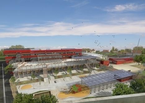 Une école en paille dans le Fort d'Issy | technologie 5ème | Scoop.it