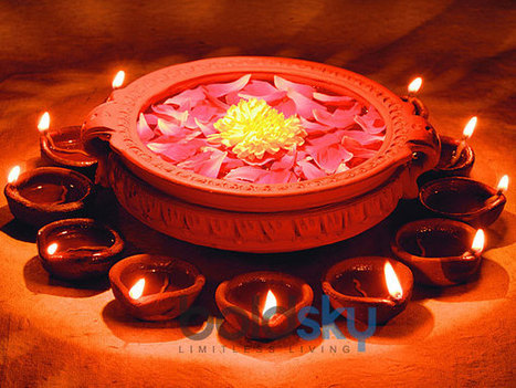 Why Do Hindus Light Lamps During Diwali | Religious Diversity | Scoop.it