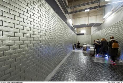 A Châtelet-Les Halles, Kemper System prend le train de l'étanchéité enterrée | COM4 | Scoop.it