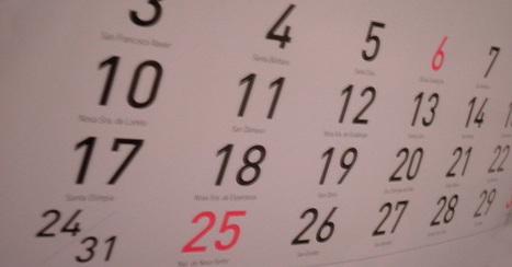 La vida es más fácil con un calendario de publicación para tu blog | cómo crear un blog para autoemplearte o encontrar trabajo. Mini-Curso | Scoop.it