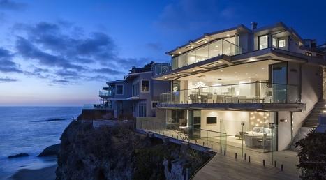 Ces maisons connectées vendues à prix d'or à l'étranger | IMMOBILIER 2015 | Scoop.it