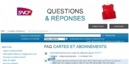 Comment SNCF s'organise pour communiquer avec les internautes | CommunityManagementActus | Scoop.it