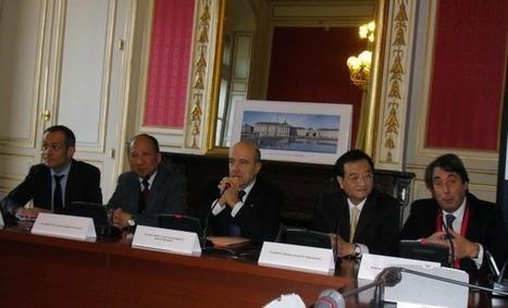 7ème Table Ronde des Maires français et chinois: vers une urbanisation intelligente. - Aqui.fr | BIENVENUE EN AQUITAINE | Scoop.it
