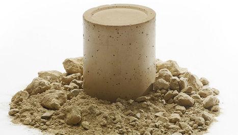 Avec son béton d'argile, Argiwest ouvre une brèche dans le monopole des cimentiers | Elan Bâtisseur | Scoop.it