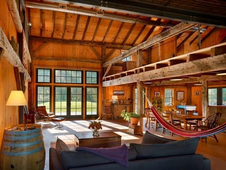 10 Rustic Barn Ideas To Use In Your Contemporary Home   home improvement   Scoop.it