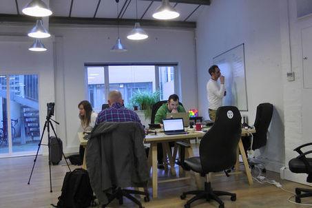 Le coworking testé grandeur nature - Le Monde | Coworking  Mérignac  Bordeaux | Scoop.it