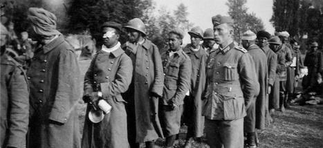 Les exécutions des soldats noirs par les nazis en 1940 | La Mémoire en Partage | Scoop.it