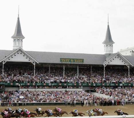 Churchill Downs watching Florida casino competition | Horse Racing News | Scoop.it