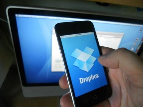 #Hoyaprendí a usar mejor Dropbox • ENTER.CO   Bits on   Scoop.it